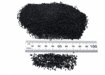 Резиновая крошка оптом, фракция 0,01-1 мм