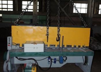 Ножницы гильотинные н477, н3121, н478, н3221, н3118, нк3418, стд-9 после ремонта