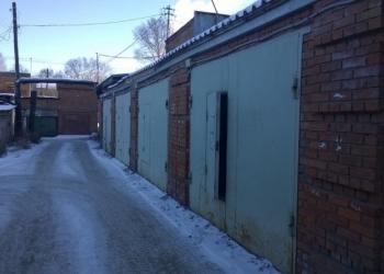 Продам гараж в кооперативе 22м (кирпич-бетон)