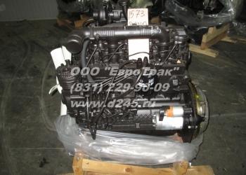 Двигатель Д245.9Е2-1573 на ЗиЛ-5301 Бычок, НОВЫЙ, ГАРАНТИЯ