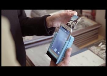 Prynt case чехол-фотопринтер для смартфонов iPhone и Samsung