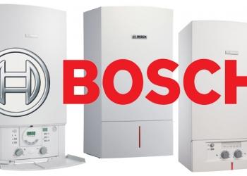 Газовые котлы Bosch GAZ 6000