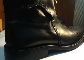 Ботинки мужские фирмы Trussardi (Италия)