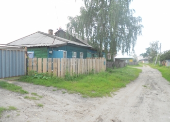 Продается часть дома в Новоалтайске