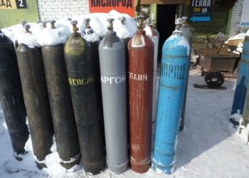 Покупаем баллоны из под тех. газов.