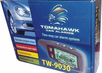 Охранные комплексы TOMAHAWK