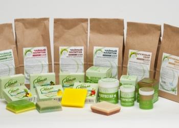 Ассортимент товаров для помощи при дерматозах