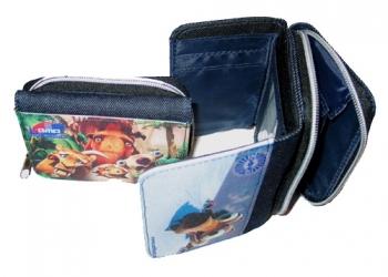 кошелек с вашей фотографией, или рисунком