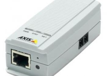 Одноканальный видеокодер AXIS M7001