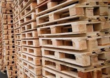 Поддоны (паллеты) деревянные новые и б/у