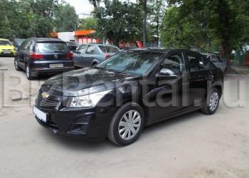 Прокат Chevrolet Cruze АКПП в Москве