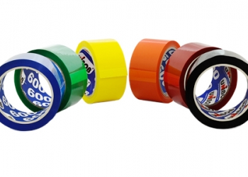 Скотч Unibob 48мм*66м цветной 45мкм