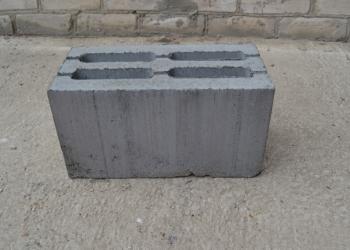 Блок строительный, керамзитобетонный