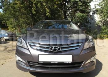 Прокат Hyundai Solaris АКПП