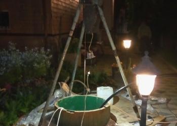 Ремонт чистка скважин замена скважинного насоса, кессоны,гидро баки,отопление