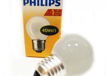 Лампы накаливания Филипс Р45