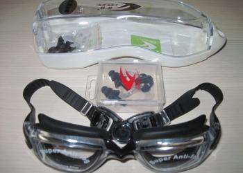 очки для плавания с диоптриями -1.5; -2