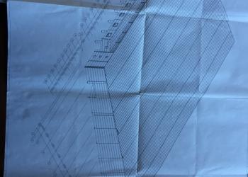 Металлокаркас склада 7000м2 h=11 м
