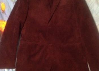 Пиджак вельвет 48-50