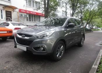 Прокат (аренда) Hyundai IX 35