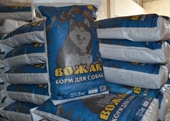 Сухой корм для взрослых собак эконом класса «Вожак»