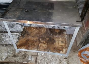 Продам нержавеющие столы