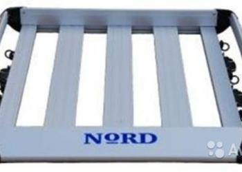 Багажная корзина Nord
