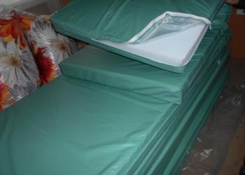 матрас водонепроницаемый из клеенки с ПВХ покрытием