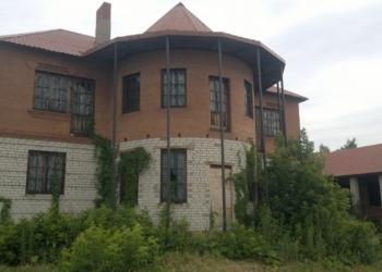 Дом 740 м2 на берегу р.Волга