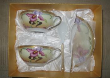 Фарфоровый чайный набор Arti M design England