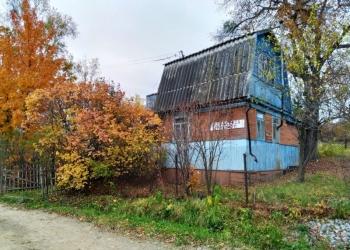 Дачный участок с домом в Сиреневке