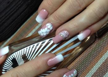 Красивые ногти и брови