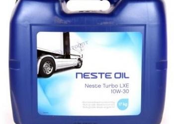 финское масло Neste oil