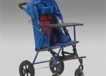 Кресло-коляска механическая H 032 для детей с ДЦП, Китай