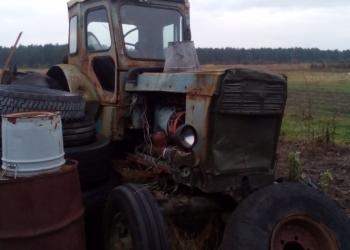 Трактор т-40 ( сороковка ) , запчасти к нему
