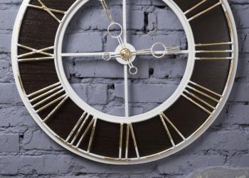 Продам настенные часы авторской работы 80 см