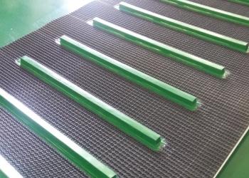 Транспортерные ленты и ремни для зернометателей