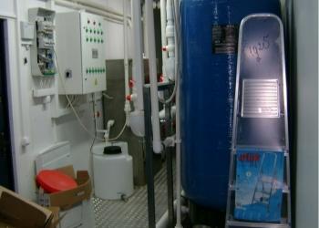 Блочно модульная установка водоподготовки Сокол 12 - 150 м3/час