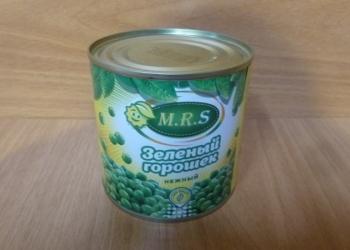 Продам зеленый горошек