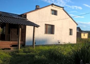 Продам бревенчатый дом в Сибири
