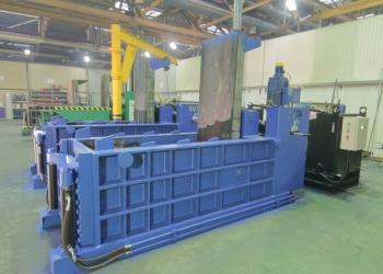 Пресс пакетирования металлолома tfkj Y81Q-3150 С