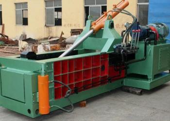 Пресс пакетирования металлолома tfkj Y81Q-1600 В