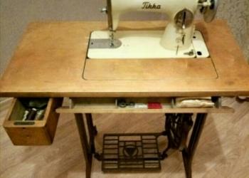 Продам швейную машинку,в рабочем состоянии.