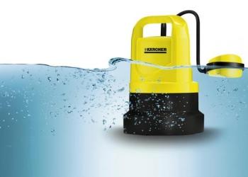 Насос дренажный KARCHER SCP5000 д/чистой воды