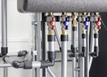 Системы отопления и водоснабжения Rehau
