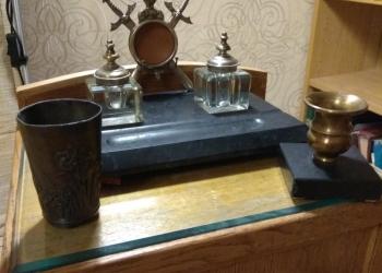 Чернильный прибор 19 века.