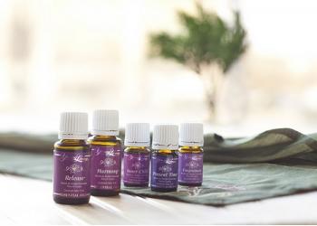 RAIN DROPS – методика массажа, Обучение, эфирные масла.