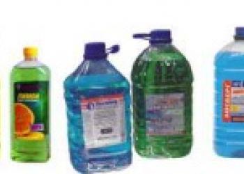 Незамерзающая жидкость оптом от производителя