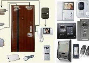 Ремонт и установка: домофона, видеонаблюдения.