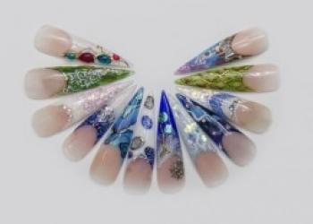 Курсы ногтевого сервиса. Лучшие курсы в Челябинске